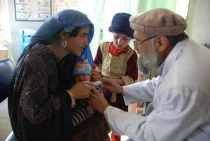 Afghanistan doctor
