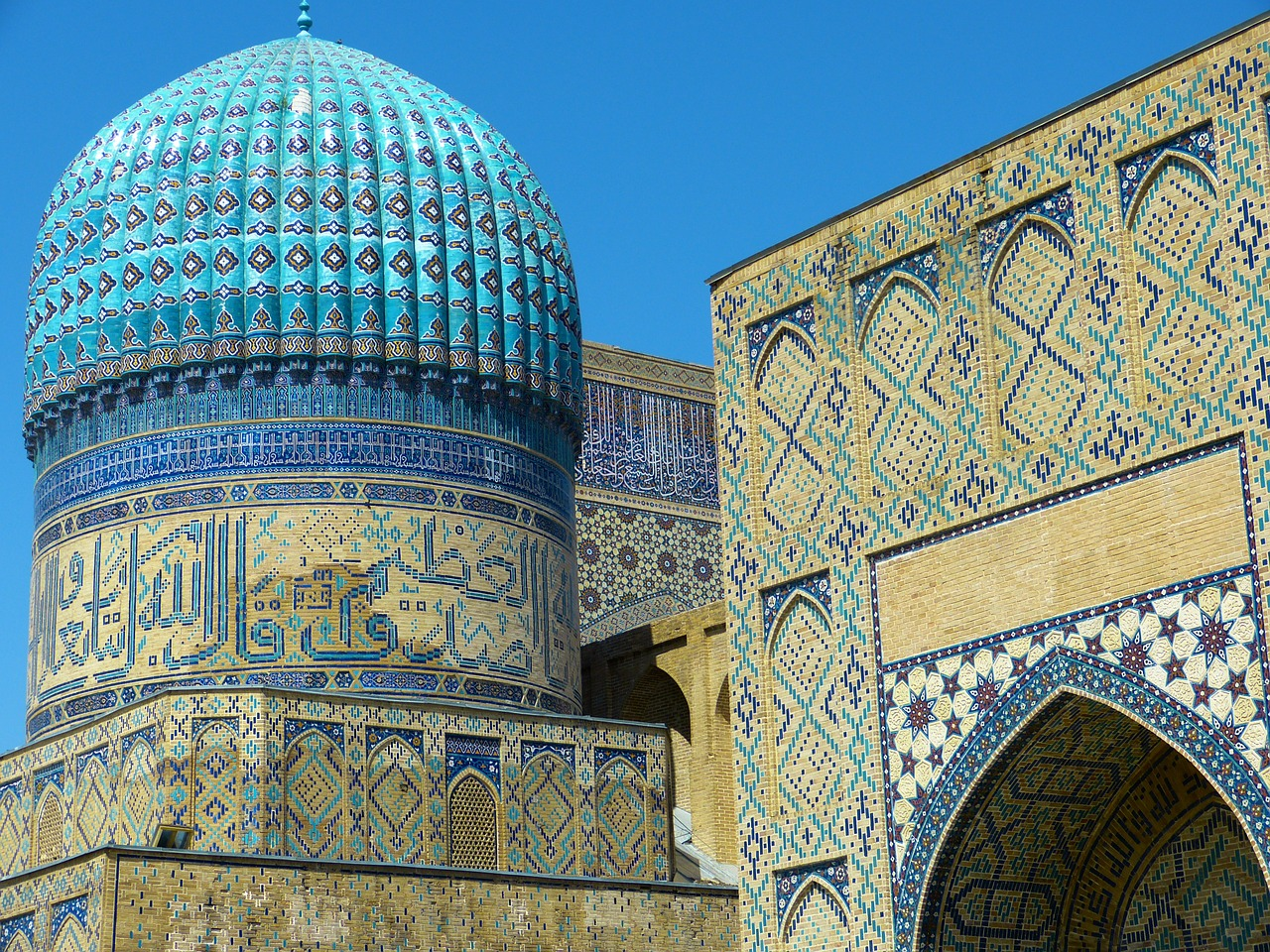 A Look at 6 Incredible Mosques in the MENA Region