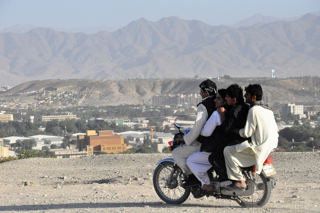 How Afghan Roadways Are Leading to Surprising Progress