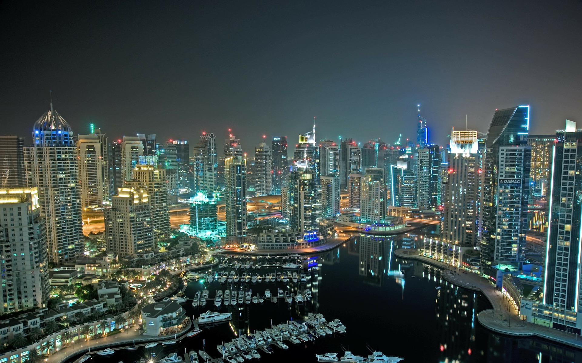 These 4 Iconic Buildings in the UAE Will Fascinate You