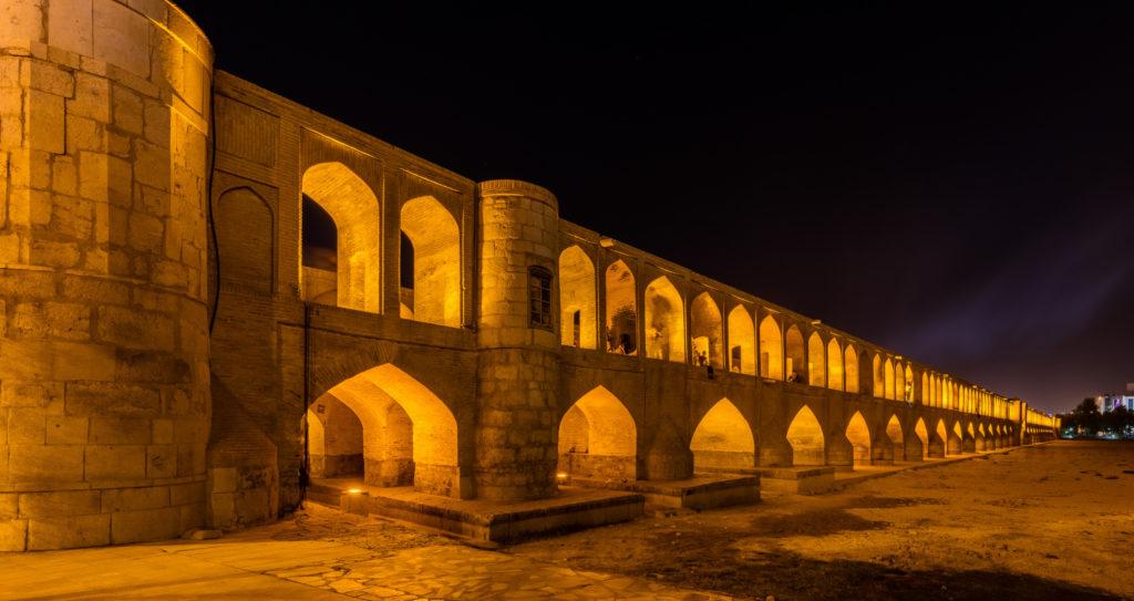 Si-o-se Pol, Isfahan, Iran