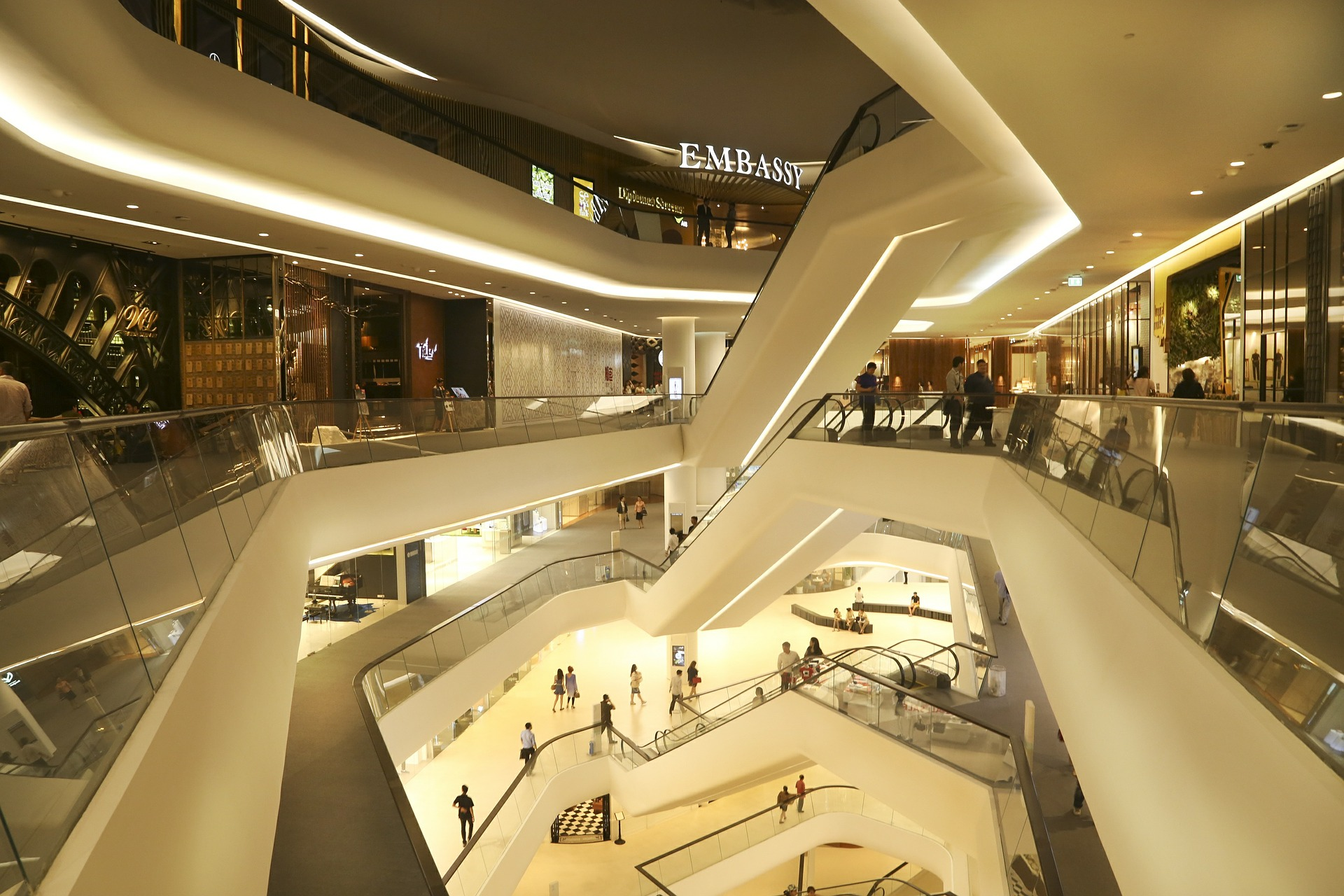 6 Malls in the MENA Region That Will Amaze You