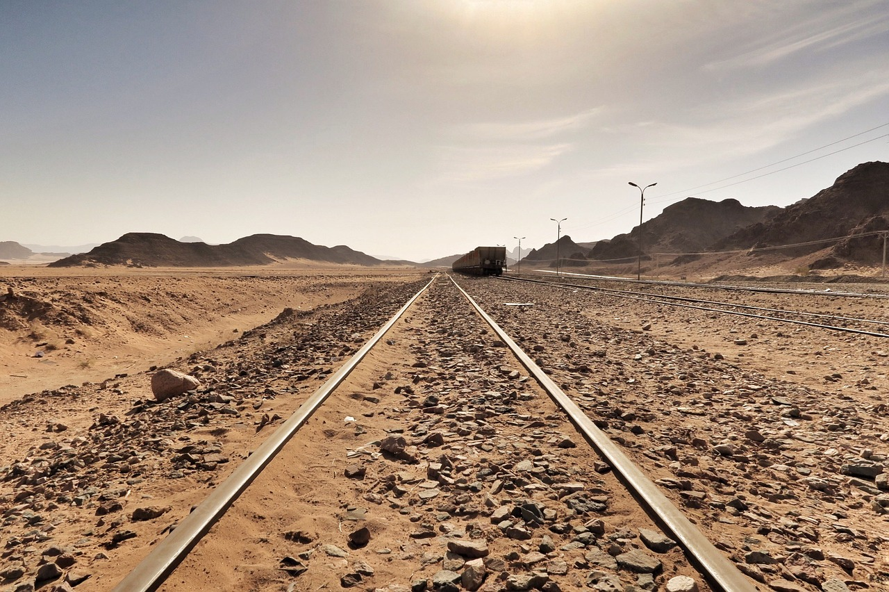 What You Need to Know about the GCC Rail Network