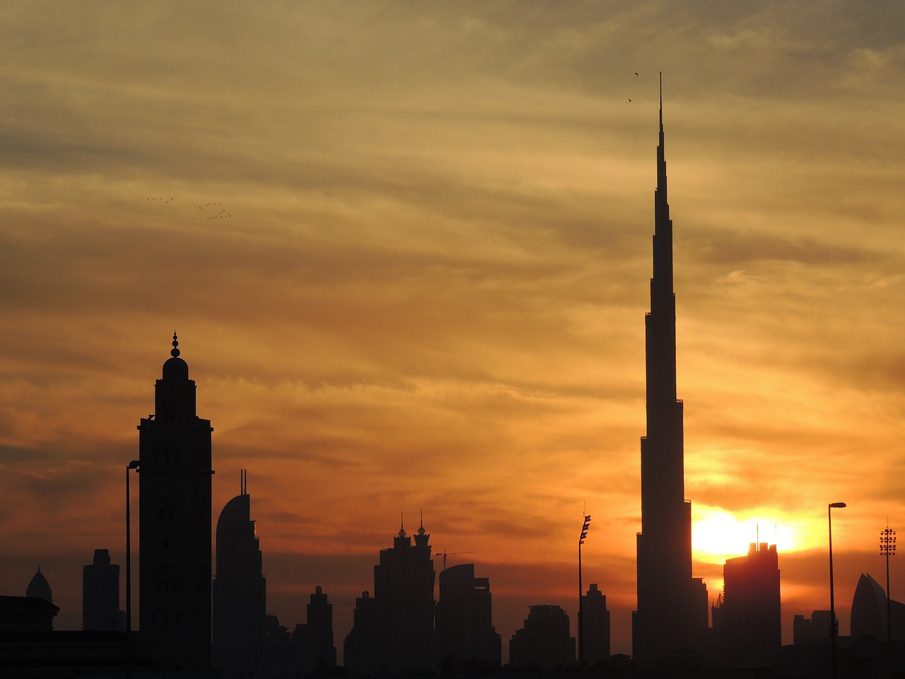 A Look at the 6 Tallest Buildings in the Middle East